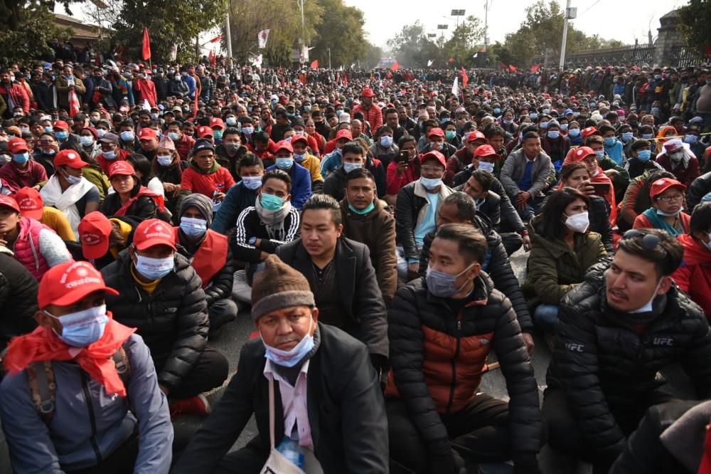 दाहाल–नेपाल समूहको शक्ति प्रदर्शनका ६ सन्देश