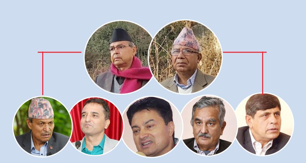 शक्ति संगठित गर्दै खनाल–नेपाल समूह
