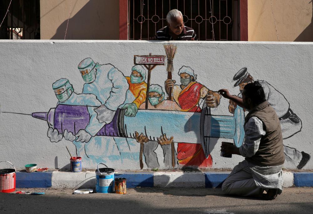 भारतले दिने भयो नेपाललाई खोप, बुधबार स्वास्थ्यमन्त्री र भारतीय राजदूतले औपचारिक जानकारी गराउने